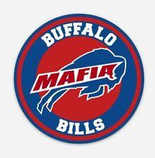 Buffalo Bills Mafia Premium Magnet - Nfl Fans of The Buffalo Bills Ny for Cars