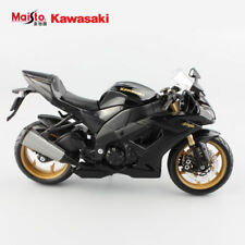 Maisto Kawasaki Ninja ZX-10R 1/12 Alloy Super Motorcycle Model Toy Xmas gift
