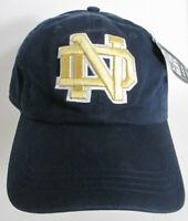 Notre Dame Irish Hat Strapback NCAA University ND AHead Classic Unisex Cap