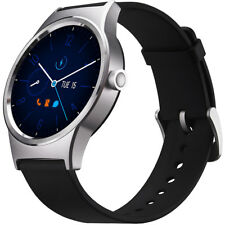 Tcl movetime SmartWatch-Plateado/Negro-MT10G -2 clcwe 1-Nuevo-Android/Apple