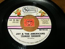 JAY & THE AMERICANS - STRANGERS TOMORROW - WHAT'S THE - LISTEN - DOO WOP POPCORN