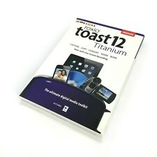 Roxio Toast 12 Titanium - Software - Digital Media Toolkit #4918