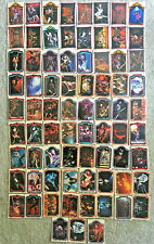 KISS Army Aucoin Puzzle Trading Cards Lot (75) 1978