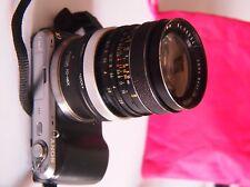 Objetivo Hanimex 28 mm para Canon FD