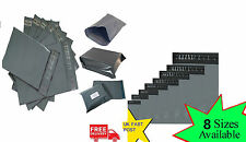 More details for uk strong plastic packaging post polythene postage mailing bags self seal