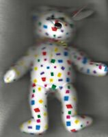 Ty beanie baby, Ty 2K The Bear Rare retired W/ Tush Tag errors few have RARE