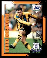 Merlin Premier League Kick Off 1997-1998 David Unsworth (Everton) No. 81