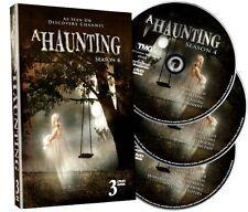 NEW A Haunting Season 4 (DVD)