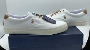 39002718Polo Ralph Lauren Thorton Canvas Low Top Sneakers