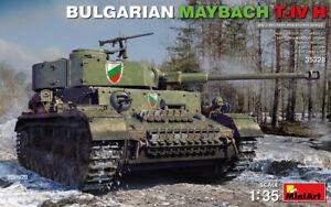 MIN35328 - Miniart 1:35 - Bulgarian Maybach T-IV H Tank
