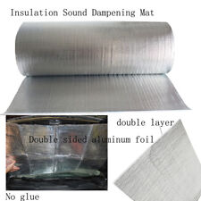 12ft Cars Insulation Sound Deadening Material Block Thermal Soundproof 40sqft