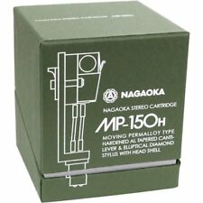NAGAOKA MP-150H STEREO CARTRIDGE+HEADSHELL FROM JAPAN w/ TRACKING FREE SHIPPING
