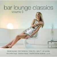 BAR LOUNGE CLASSICS VOL. 5 NEU 2 CD MIT ZERO 7 UVM.