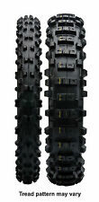 MOTOCROSS FRONT AND REAR TYRE PACK  FRONT - 80/100-21 REAR - 120/90-19