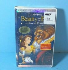 Beauty and the Beast (VHS, 1992) Platinum Edition UNOPENED AND BRAND NEW