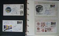 s1857) Raumfahrt Space Kosmos Skylab SL 1 - SL 4 Sammlung Autographen Signatures