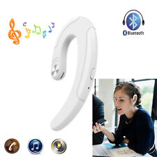 Wireless Bluetooth Headset Handsfree Stereo Earpiece For iPhone Nokia Redmi Oppo