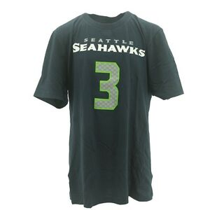 Seattle Seahawks Kids & Youth Size Russell Wilson Official NFL T-Shirt New Tags