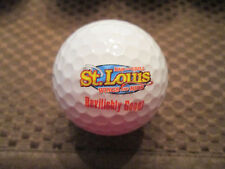LOGO GOLF BALL-ST. LOUIS BAR & GRILL......WINGS AND RIBS......