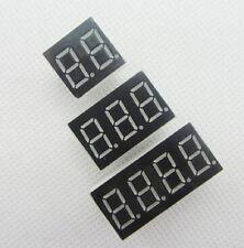 15pcs 234 Bit Common Cathode Digital Tube 036inred Led Display 7 Segment