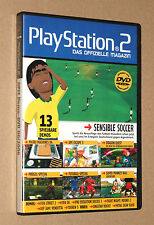 PS 2 Official Magazine Demo DVD Dragon Quest Ape Escape 3 FIFA 06 etc 06/2006