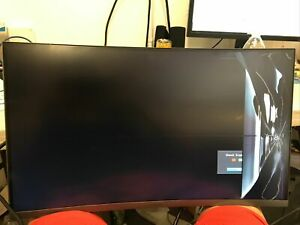 """Samsung Curved Monitor 27"""" 16:9 Curved FreeSync LCD C27H800FCN READ"""