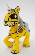 "Joe Ledbetter x Kidrobot Unicornasaurus ( Yellow version) 8"" Vinyl Figure"