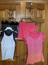 Lot Of 2 Women's NIke Tennis Outfits, Medium, NWT And EUC