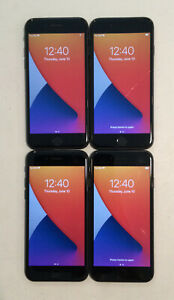 FOUR TESTED GSM UNLOCKED SPACE GRAY APPLE iPhone 8, 64GB A1905 PHONES R385P