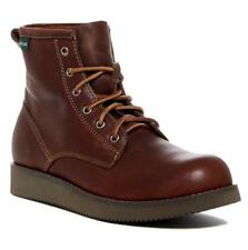 Eastland 1955 Edition Men's Kyle 1955 Plain Toe Boot 9 D Dark Walnut Leather