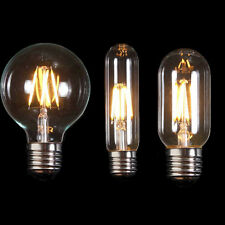 3 Pcs E27-8W LED Retro Screw Vintage Style Antique Dimmable Edison Light Bulbs