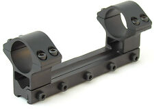 Hammers One Piece High Power Magnum Airgun Scope Mount AM5 w/ Screw-in Stop Pin