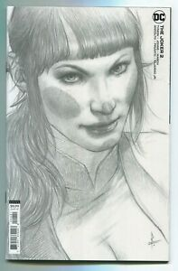 The Joker #2 (DC Comics) 1:25 Federici Punchline Sketch Variant! Actual Scans!