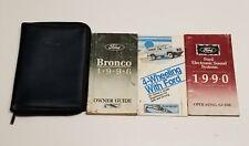 Repair manuals & literature for 1990 ford bronco | ebay.