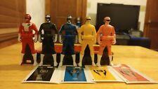 Turboranger Ranger Key Set Gokaiger Mighty Morphin Power Rangers super sentai