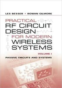 Brand New Practical RF Circuit Design for Modern Wireless Systems, Volume 1 & 2