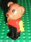 Ours LEGO FABULAND accessoire minifig bear 1 ref x580c03 / Set 3629 & 3670