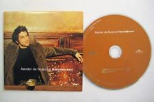 XANDER DE BUISONJE Hemelsbreed 2-track CD Single Card sleeve * ANDRE HAZES