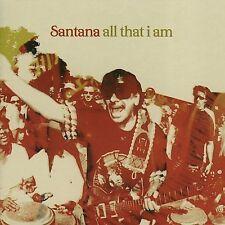 All That I Am by Santana (CD, Nov-2005, Arista) CARLOS