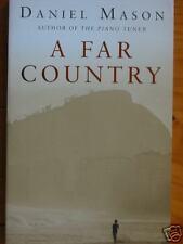 DANIEL MASON - A FAR COUNTRY *NEW*