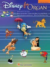 Disney for Organ Sheet Music Organ Book NEW 000199018