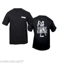 Blackhawk Knock Knock  T-Shirt T shirt 90KK01BK-LG Large Authentic Blackhawk