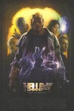 Hellboy Reg Rare Orig Movie Poster Single Sided 27x40