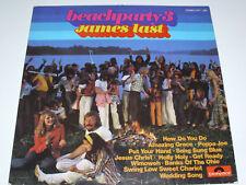 JAMES LAST Beachparty 3 - 1972 GERMANY LP