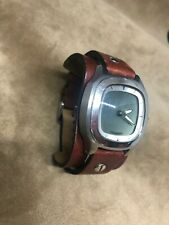 Fossil Brown Wide Band 65 feet Water Resistant Men's Watch