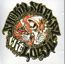 SMOKIN SUCKAZ WIT LOGIC - WE HIT 'EM LIKE THIS CD EP PROMO 1993