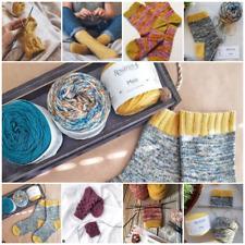 Knitting & Crochet 4ply Sock Yarn - 50g Ball - 70% Merino Wool 30% Polyamide