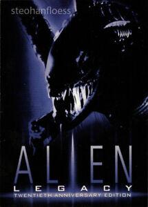 1998 Inkworks Alien Legacy P1 Twentieth Anniversary Edition Promo Card