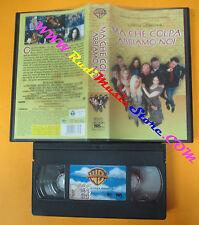 VHS film MA CHE COLPA ABBIAMO NOI Carlo Verdone Margherita Buy 2003(F133*)no dvd