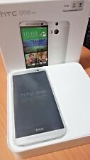 HTC ONE M8 16GB 3G LTE SIM FREE SMART PHONE (UNLOCKED) SILVER